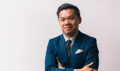 Image of Andrew Chen